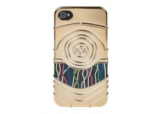 POWER-A-CPFA000534-Star-Wars-C-3PO-Collector-Case-for-iPhone-44S-1-Pack-Retail-Packaging-Multi-Colored-0