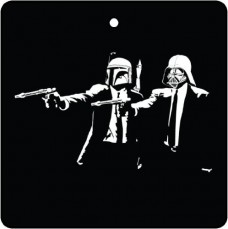 PULP-FICTION-STAR-WARS-CAR-AIR-FRESHENER-0