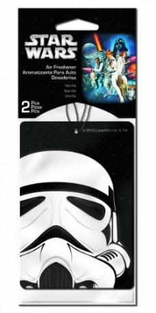 Plasticolor-005546R01-Star-Wars-Stormtrooper-Air-Freshener-Pack-of-2-0