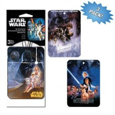 Plasticolor-Star-Wars-3-Pack-Star-Wars-Paper-Air-Freshener-0