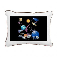 Rectangular-Canvas-Throw-Pillow-Brown-Solar-System-And-Asteroids-0