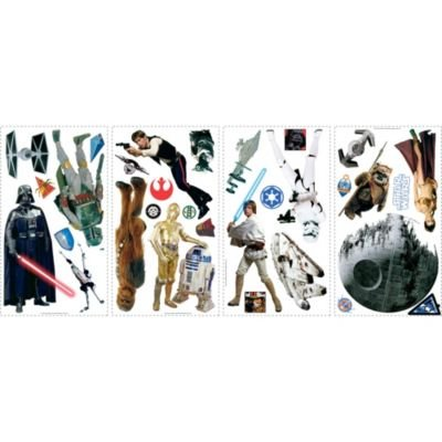 RoomMates-Disney-Star-Wars-Classic-Peel-and-Stick-Wall-Decals-0