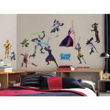 RoomMates-RMK1382SCS-Star-Wars-the-Clone-Wars-Glow-in-the-Dark-Wall-Decals-Pack-of-28-0-0