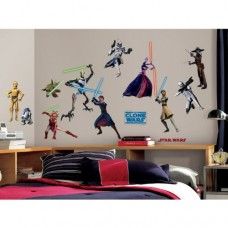 RoomMates-RMK1382SCS-Star-Wars-the-Clone-Wars-Glow-in-the-Dark-Wall-Decals-Pack-of-28-0-2