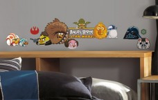 Roommates-RMK2164SCS-Angry-Birds-Star-Wars-Peel-and-Stick-Wall-Decals-0