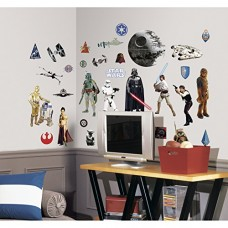 Roommates-Rmk1586Scs-Star-Wars-Classic-Peel-And-Stick-Wall-Decals-0