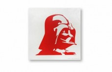 STAR-WAR-Darth-Vader-Rub-On-STICKER-Disney-Officially-Licensed-Movie-TV-Artwork-55-x-55-Long-Lasting-STICKER-RED-0