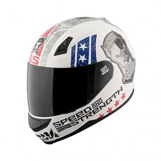 Speed-and-Strength-Dogs-of-War-Full-Face-SS700-Motorcycle-Helmet-Matte-RedWhiteBlue-Medium-0