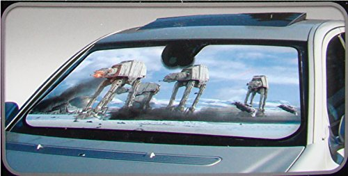 ... Windshield Sun Shade Sunshade Screen.  Star-Wars-Battle-of-Hoth-Scene-Car-Auto- af96cf3bbda
