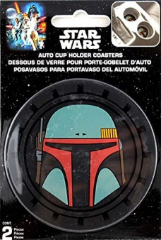 Star-Wars-Boba-Fett-Automotive-Cup-Holder-Coasters-2-Pack-0