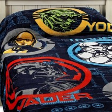 Star-Wars-Characters-Twin-Full-Size-Plush-Blanket-62-by-90-0