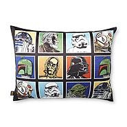 Star-Wars-Classic-Complete-6-Piece-Twin-Bed-in-a-Bag-Reversible-Comforter-3-Piece-Sheet-Set-Characters-Bed-Pillow-Yoda-Cuddle-Pillow-0-1
