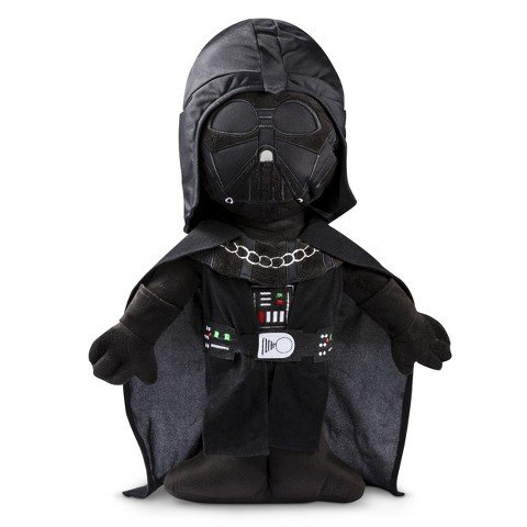 Star Wars Darth Vader Plush Pillow On Star Wars