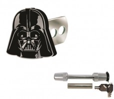 Star-Wars-Darth-Vader-Solid-Metal-Brushed-Chrome-Hitch-Plug-Receiver-Cover-Universal-Receiver-Hitch-Pin-Lock-0