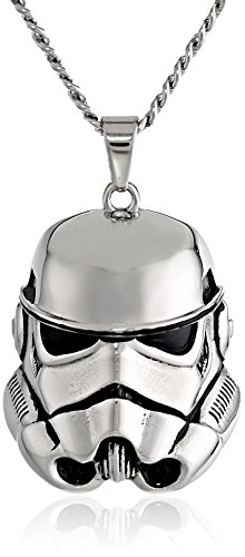 Star-Wars-Jewelry-Unisex-Storm-Trooper-3D-Stainless-Steel-Chain-Pendant-Necklace-24-0