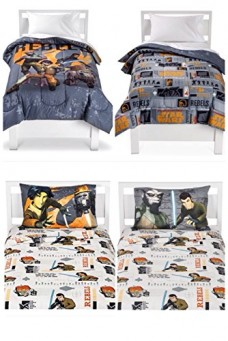 Star-Wars-Rebels-4-Piece-Bed-in-a-Bag-Reversible-Comforter-and-Three-Piece-Sheet-Set-0
