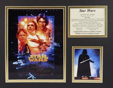Star-Wars-Special-Edition-11-X-14-Unframed-Matted-Photo-Collage-By-Legends-Never-Die-Inc-0