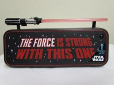 Star-Wars-The-Force-Is-Strong-With-This-One-Desk-Plaquew-Light-Sabre-and-SoundHallmark-0