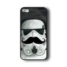 Storm-Trooper-Mustache-iPhone-5-Case-Fits-iPhone-5-0