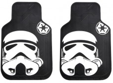 Storm-Trooper-with-Galactic-Empire-Logo-Star-Wars-Car-Truck-SUV-Front-and-Rear-Seat-Rubber-Floor-Mats-4PCS-0-0