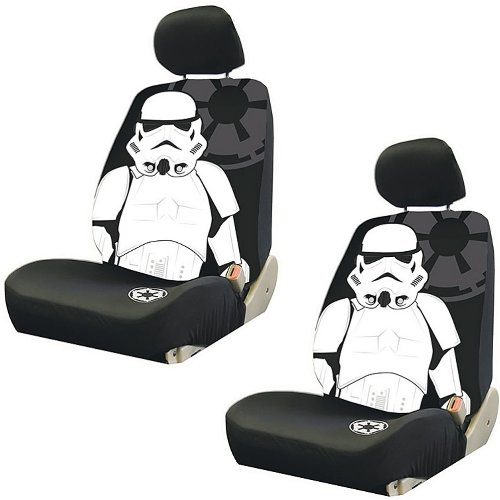 Storm Trooper With Galactic Empire Logo Star Wars