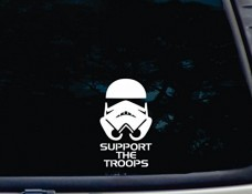 Support-the-Troops--3-12-x-6-die-cut-vinyl-decal-for-windows-cars-trucks-tool-boxes-laptops-MacBook-virtually-any-hard-smooth-surface-NOT-PRINTED-0