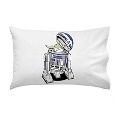 The-Man-Behind-Funny-Space-Movie-Robot-Parody-Pillow-Case-Single-Pillowcase-0