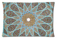 Tomb-of-Hafez-Style-Pillowcase-Cover-20x30-one-side-Cotton-Pillow-Case-0