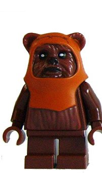 Wicket-Ewok-LEGO-Star-Wars-Minifigure-0