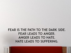 Yoda-Starwars-Quote-Inspirational-Motivational-Wall-Decal-Home-Dcor-Fear-Is-the-Path-to-the-Dark-Side-42x11-Inches-0