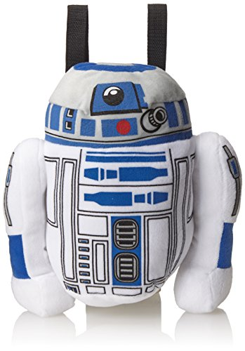 Accessory-Innovations-Big-Boys-Star-Wars-R2D2-Plush-Backpack-Multi-One-Size-0