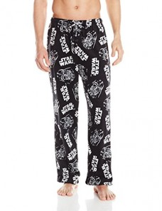 Briefly-Stated-Mens-Star-Wars-Microfleece-Pajama-Pant-Black-Small-0