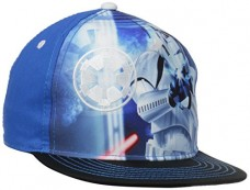 Concept-One-Boys-Star-Wars-Storm-Trooper-Flat-Brim-Blue-One-Size-0