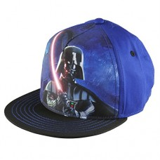 Concept-One-Boys-Star-Wars-Vader-Trooper-Flat-Brim-Blue-One-Size-0