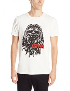 Junk-Food-Mens-Star-Wars-Chewbacca-T-Shirt-Sugar-X-Large-0
