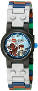 Lego-Kids-8020400-Star-Wars-Han-Solo-and-Chewbacca-Watch-with-Two-Mini-Figures-0-0