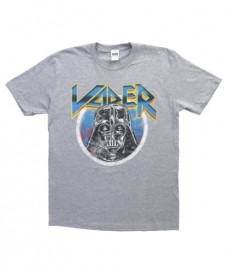 Mad-Engine-Mens-Star-Wars-Hair-Vader-Tee-Heather-Grey-X-Large-0