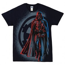 Mad-Engine-Mens-Star-Wars-Walking-Sith-Tee-Navy-Large-0