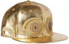New-Era-Cap-Mens-Character-Face-C3PO-XYLXYL-Gold-75-0