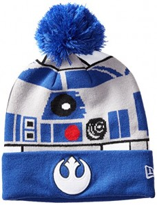 New-Era-Cap-Mens-Galactic-Biggie-R2D2-OTC-GrayBlue-One-Size-0