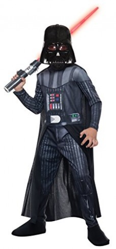 Rubies-Costume-Star-Wars-Classic-Darth-Vader-Child-Costume-Medium-0