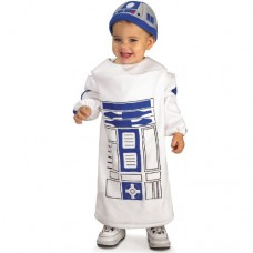 Star-Wars-Baby-Bunting-R2D2-Costume-White-12-24-Months-0
