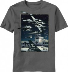 Star-Wars-Big-Boys-Rebel-Airlines-Regular-Tee-Charcoal-Large-0
