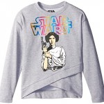 Star-Wars-Big-Girls-Holographic-Foil-Oversized-Boxy-Top-Heather-Large-0
