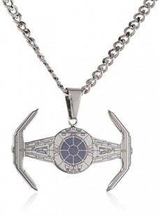 Star-Wars-Jewelry-Unisex-X1-Stainless-Steel-Chain-Pendant-Necklace-24-0
