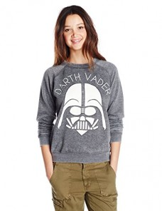 Star-Wars-Juniors-Burnout-Pullover-Fleece-Sweatshirt-True-Black-Large-0
