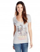 Star-Wars-Juniors-Episode-7-The-Force-Awakens-Leading-Lady-Graphic-Tee-Athletic-Heather-Large-0