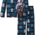 Star-Wars-Little-Boys-Coat-Pajama-Set-with-Panel-Black-Small-0