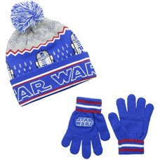 Star-Wars-Little-Boys-R2D2-Intarsia-Knit-Cuff-Pom-Beanie-and-Glove-Set-Royal-One-Size-0