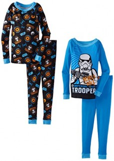 Star-Wars-Little-Boys-Storm-Trooper-4-Piece-Pajama-Set-Multi-4-0